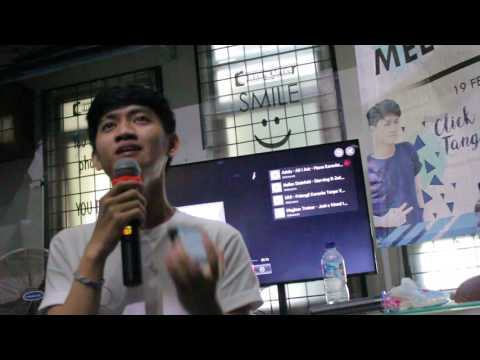 MEET AND GREET OZY ADRIANSYAH AT TANGSEL (OZY ADRIANSYAH - ALL I ASK (cover)