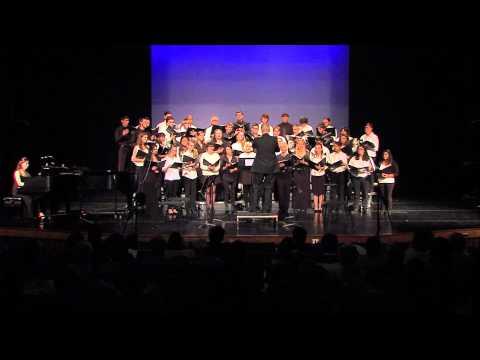 College Choir MCCC Performing Arts Showcase Fall 2014