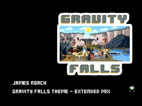 Gravity Falls Theme (Extended 8-bit mix)