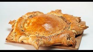 Солнечный пирог | Теле-теле-тесто
