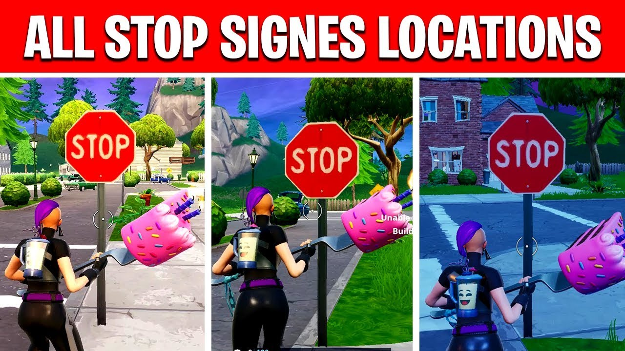 'Fortnite' Season 10, Week 1 'Road Trip' Challenges Revealed And How To Solve Them