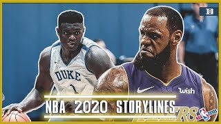 Top 5 NBA Storylines Going Into The 2020s (NBA 2010s)