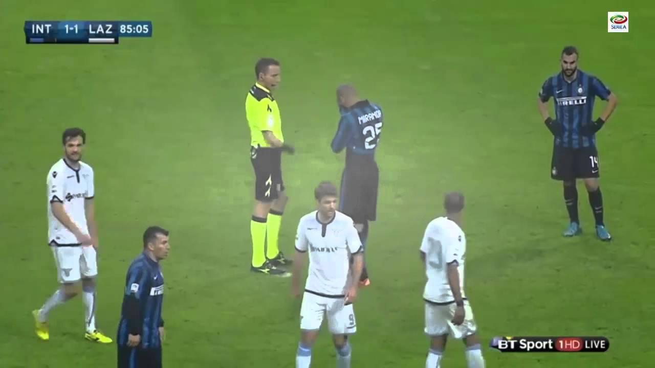 Inter Milan vs Lazio 1-2 | Serie A 21/12/2015 | All goals ...