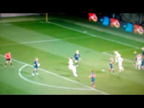 Women's Champions League : Montpellier 0 vs Chelsea 2
