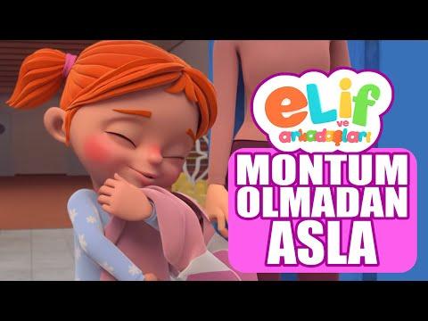 Elif ve Arkadaşları - Montum Olmadan Asla - TRT Çocuk Çizgi film