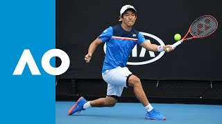 Yoshihito Nishioka vs Laslo Djere | Australian Open 2020 R1 thumbnail