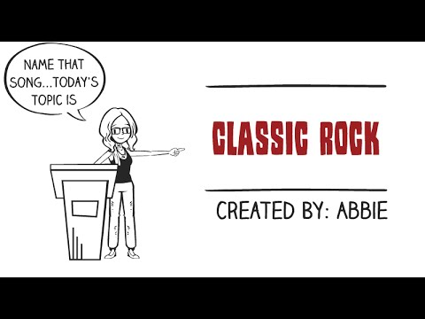 Name that Song - Classic Rock Edition