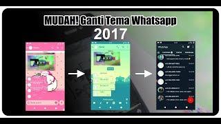 Download lagu Baru! Cara Ganti Tema Whatsapp Tanpa Aplikasi Tambahan