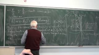 DiffGeom13: Curvature for the general parabola
