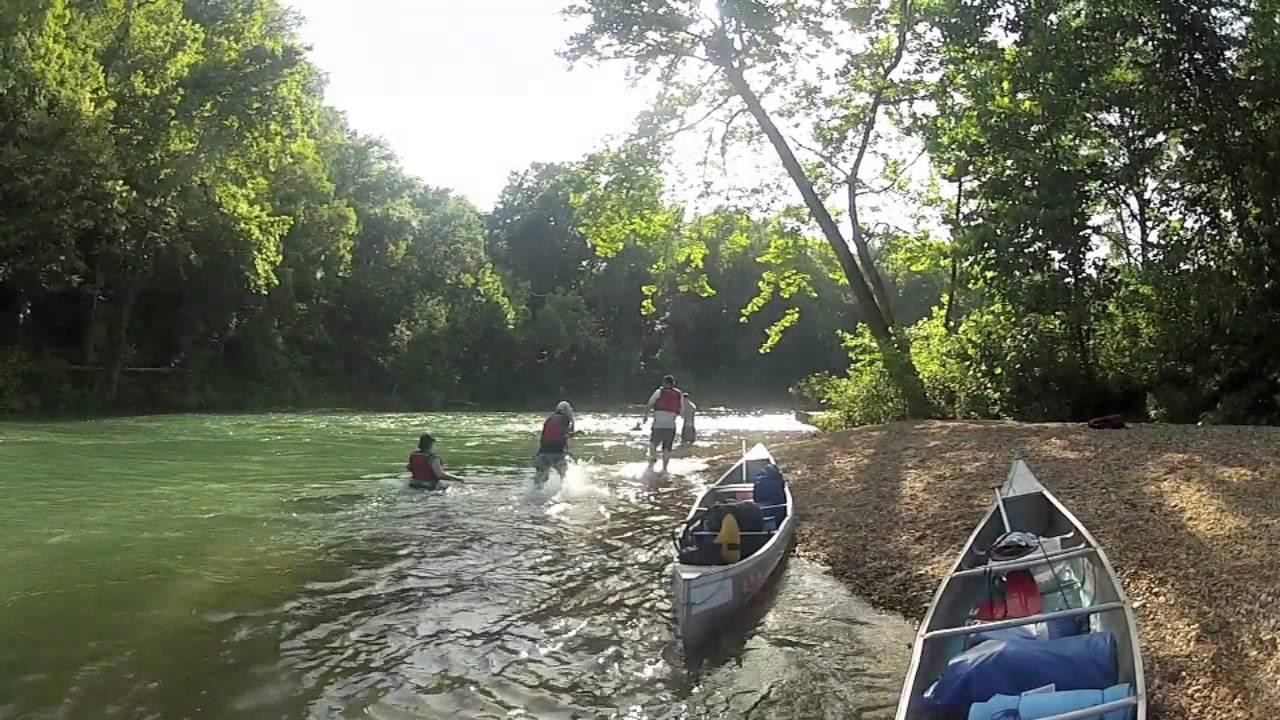 Lake Ozark Missouri >> Camp Ondessonk River Adventure 2013 - YouTube