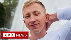Missing Belarus activist found dead in park - BBC News