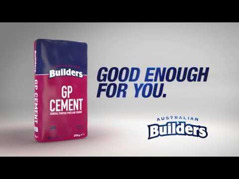 AUSTRALIAN BUILDERS GP CEMENT