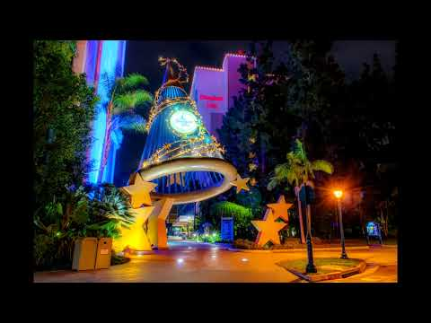 Music From Disneyland: Disneyland Hotel Area Music