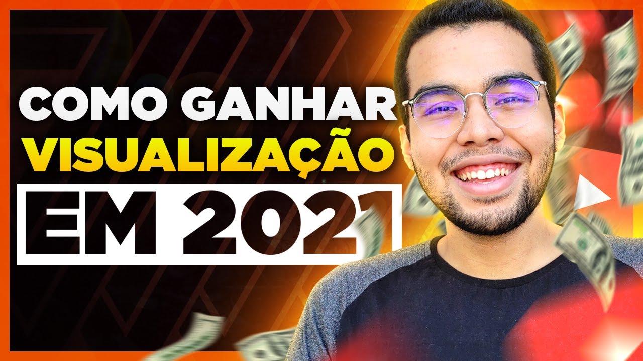 Descubra Como Ganhar Visualizações no YouTube em 2021! (Guia Completo)