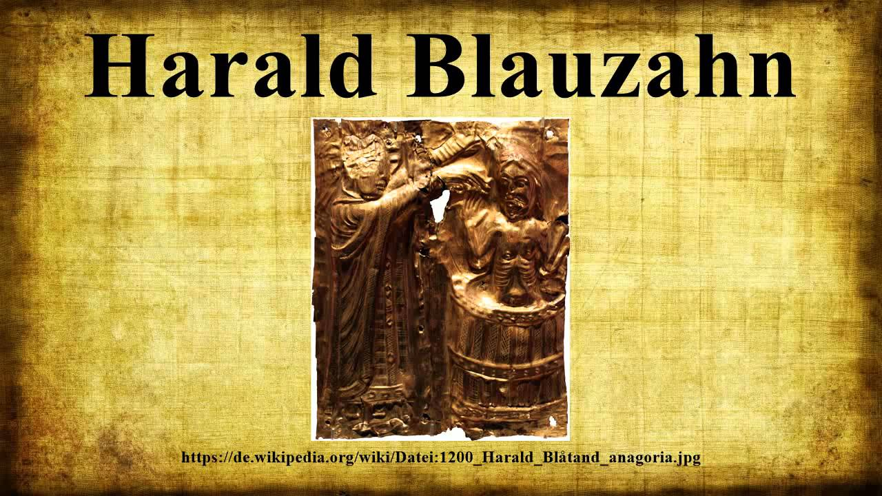 Image Result For Harald Blauzahn