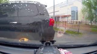 Буйная автоледи