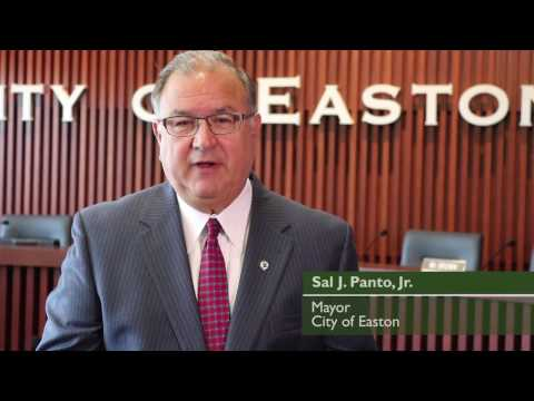 Community Voices | Easton Mayor Sal Panto