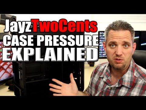 Case Pressure Explained - Positive vs Neutral vs Negative