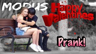 MODUS Valentines day SUMPAH Jangan Baper | JudoTwins Menang Banyak