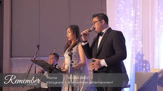 Christian Bautista - The Way You Look at Me ( cover Remember Entertainment )