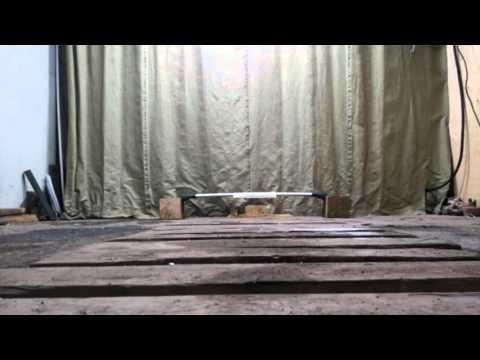 Испытание багажной системы поперечные аэродинамические дуги