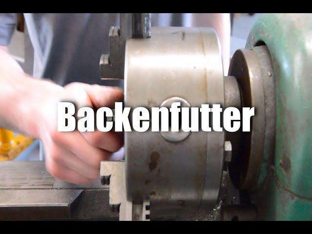 Backenfutter an einer konventionellen Drehbank - Montage & Demontage Anleitung  _ Tutorial