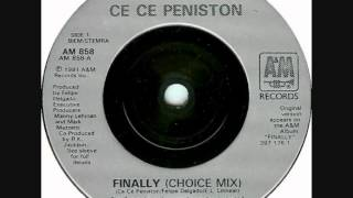 "Ce Ce Peniston -  Finally  (12"" Choice Mix)"