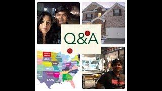 ನಮ್ಮ ಮನೆ  ಬೆಲೆ ? / how  much we paid to buy our USA house  / time difference /ಕನ್ನಡ vlog