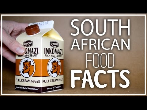 6 Awesome South African Food Fact