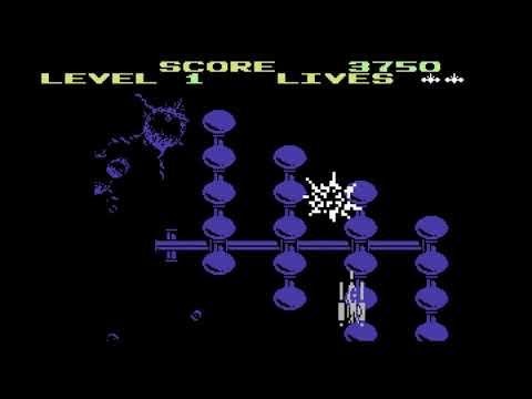 C64 Game: Gutt Blaster