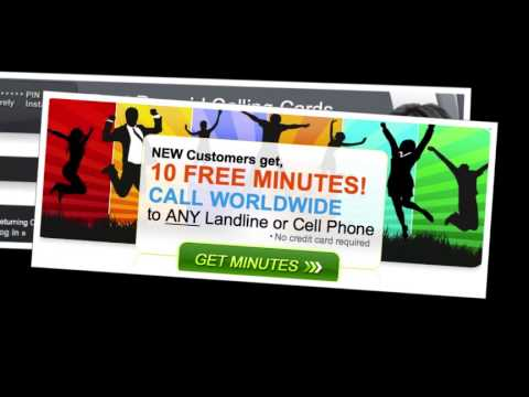Calling Cards Coupon Promo Codes 2013
