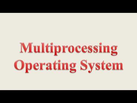 Multiprocessing Operating System AMIE