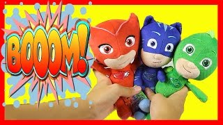 PJ Masks BOOM! Game - Surprise Toys Peppa Pig, Masha and the Bear, Spiderman, Mashems, Kinder