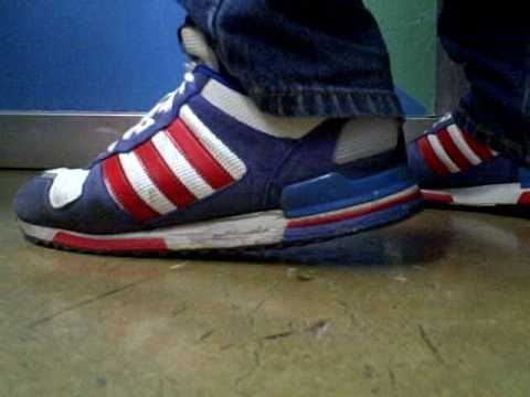 quality design 43ef2 77503 Adidas ZX Series   Under Armour - YouTube