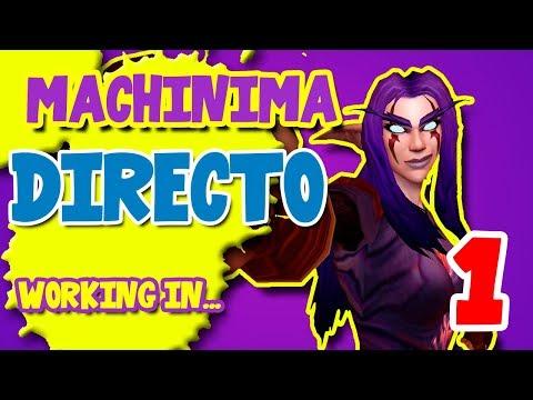 Working in new Machinima | PALADÍN |