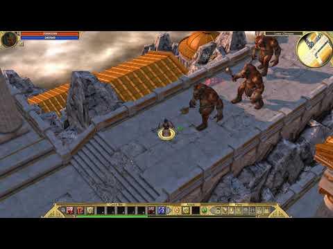 Titan Quest Anniversary Edition - No Commentary - Warfare/Rogue - Playthrough - 20 |
