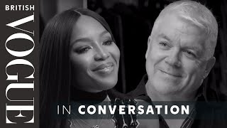 Naomi Campbell Remembers Azzedine Alaïa | British Vogue