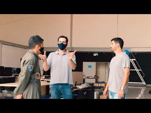 Cabine Simulador - Pantera K2 / @exercito_oficial
