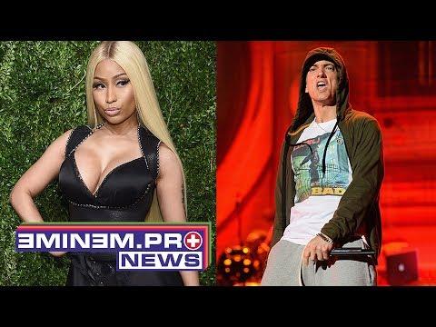 Nicki Minaj and Eminem entertain dating rumors