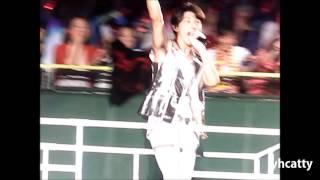 131027 SMT Tokyo TVXQ OCEAN Changmin FANCAM 동방신기