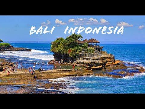 Tanah Lot Bali - Best Honeymoon Destination | 4k Drone Video | Kuta