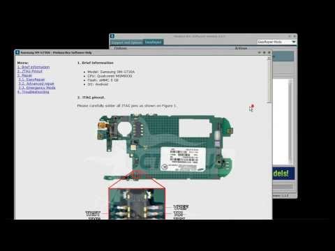 MEDUSA PRO BOX /W EMMC SUPPORT & JTAG PIN FINDER