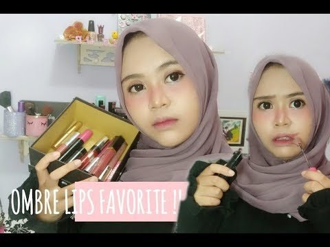 rekomendasi-ombre-lips|lipstick-produk-lokal|how-to-make-ombre-lips|de_uzhy