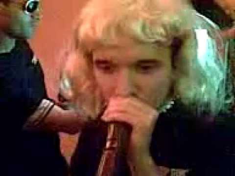 Gardner stag do karaoke