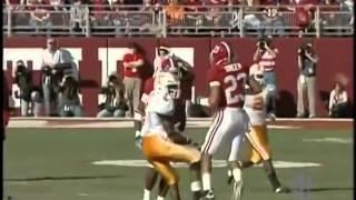 2009 Alabama Crimson Tide (#1) vs Tennessee Volunteers