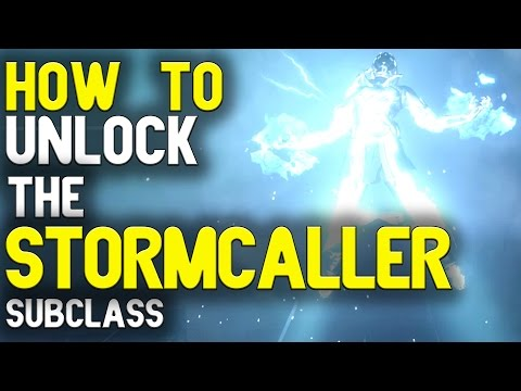 destiny how to get 3rd subclass warlock