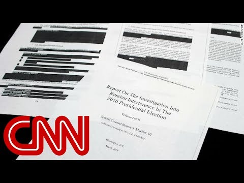CNN explains what's in the Mueller report