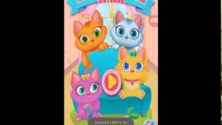 Обзор игры Мой новорожденный котёнок /2 Часть/Игры для детей/Котята