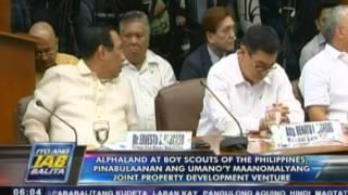 BSP, pinabulaanan na maanomalya ang deal sa Alphaland na inaprubahan ni VP Binay