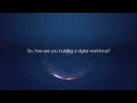 Building a Digital Workforce in Asia